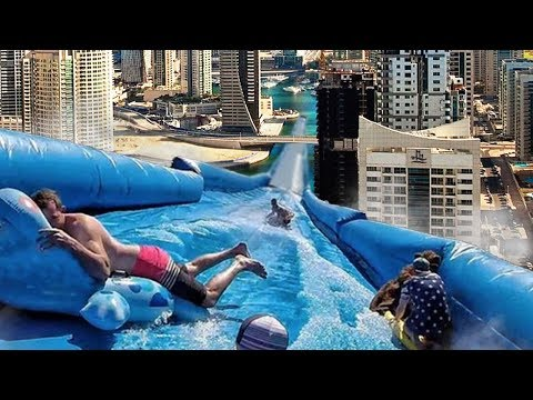 Top 10 MOST INSANE Waterslides THAT YOU CAN BUY!