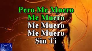 karaoke Sin Ti Benny Ibarra