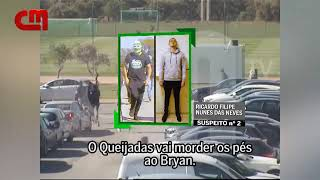 Agressores de Alcochete (Sporting) identificados através das câmaras de videovigilância (26-11-2018)