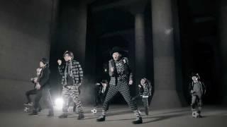 2012年2月15日発売のシングル、T-Pistonz+KMC 『打ち砕ーくっ!』のMVシ...