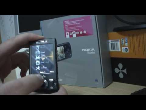 Nokia N86 ir Sony Ericsson W995 apžvalga