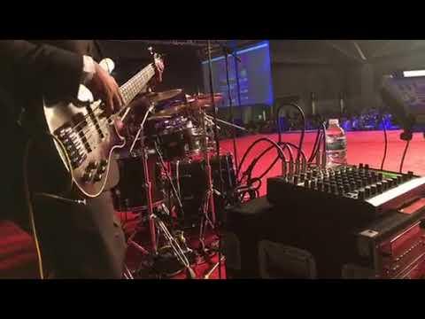 David Jackson with Judith M concert part 2