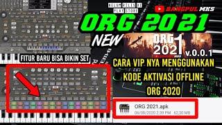 ORG 2021 V.0.0.1 NEW DAN CARA VIP NYA MENGGUNAKAN ORG 2020