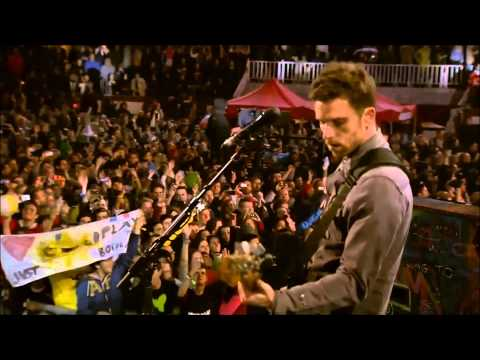 Coldplay - Fix You HD (Live @ Las Ventas Arena in Madrid, Spain)