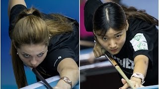 2016 Juniors World Championship 青少年世錦賽 - D. Khodjaeva vs Han Feixue