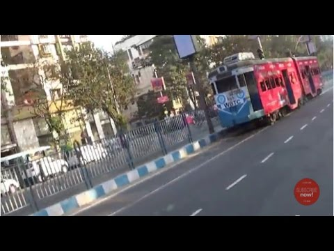 Tram | Glimpses Of Kolkata (Calcutta) Trams (CTC Now WBTC) - The Only Running Tram Service Of India