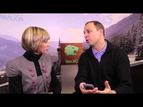 WEF Davos 2014 Hub Culture Interview with Stan Stalnaker on the Impala For Africa
