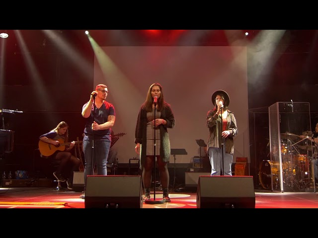 Clara Schetting - I see fire Live @ Unplugged 2019 | 2. Chance Saarland