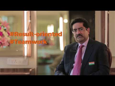 Kumar Mangalam Birla, Chairman - Aditya Birla Group