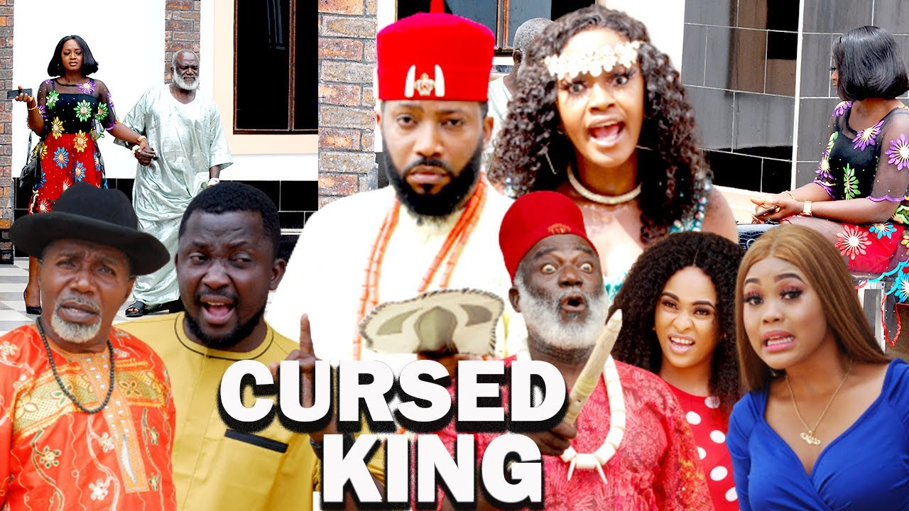 Download CURSED KING (FREDRICK LEONARD NEW MOVIE) LUCHI DONALD - 2021 LATEST NIGERIAN MOVIE / NOLLYWOOD