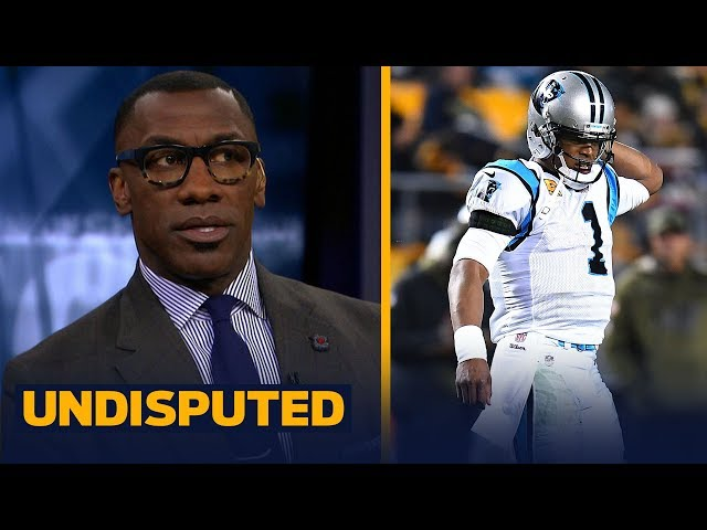 Skip and Shannon react to the Steelers' TNF win against the Panthers | NFL | UNDISPUTED