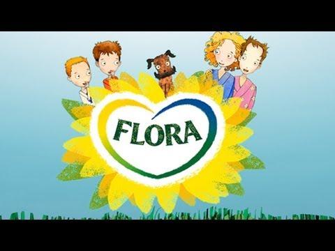 Видео секс флора