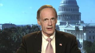 YouTube Town Hall: Restoring Compromise in Congress with Tom Carper