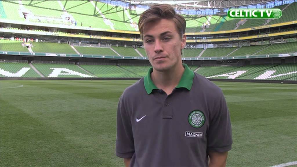 Celtic FC - Celtic Youth Star Jackson Irvine talks about Celtic's victory  over Liverpool - YouTube