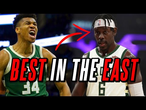 Why The Jrue Holiday Trade Makes The Milwaukee Bucks The BEST TEAM In The East