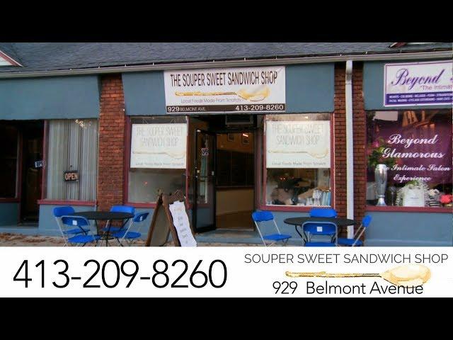 Souper Sweet Sandwich Shop Business Profile Preview