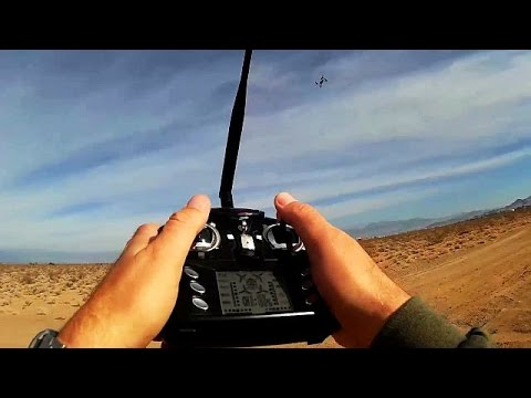 Quadcopter Drone Flying Lessons