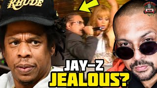 Sean Paul On Rumors Jay-Z Was Jealous Of His Relationship With Beyonce!