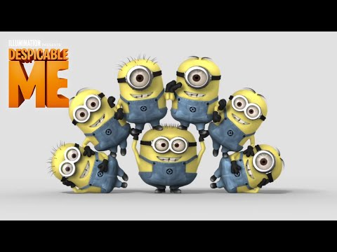 Despicable Me - NBC Minion Peacock - Illumination