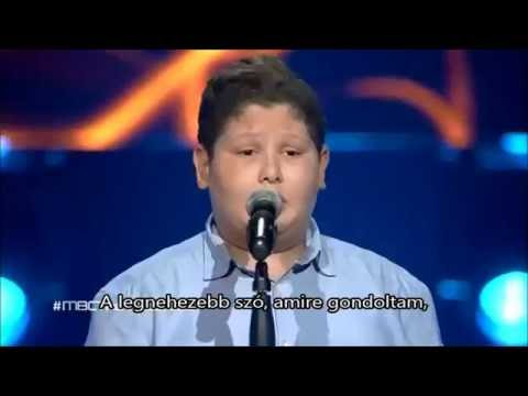 Zain Obaid: As3b kelmy  - The Voice Kids Arabia HunSub