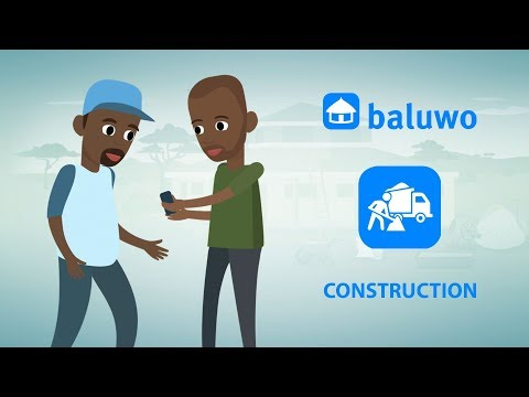 Baluwo - Buy construction materials online for Africa