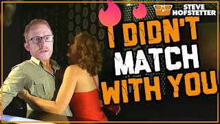 Tinder Girl Reaches Out to Ex-Wife - Steve Hofstetter