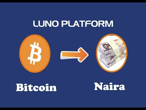 How To CashOut From LUNO To Your Naira Account