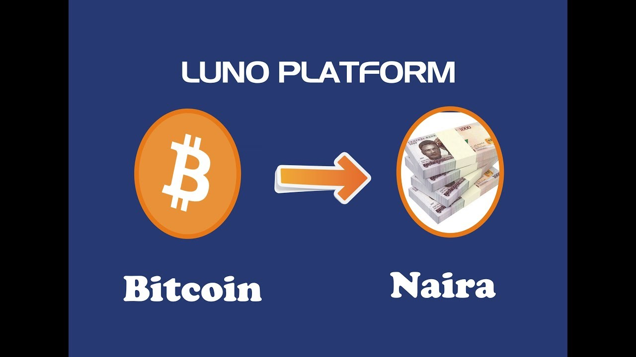Cashout From Luno To Your Naira Account