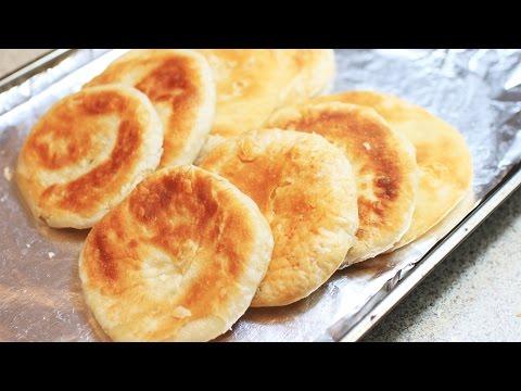 Baked Bread Pancake Recipe/油酥烧饼/烤咸烧饼/Dinner Recipe