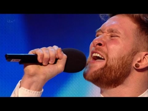 Britains Got Talent S08E03 Micky Dumoulin sings Les Miserables Bring Him Home