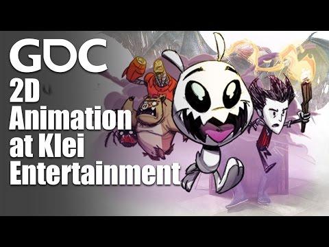 2D Animation At Klei Entertainment