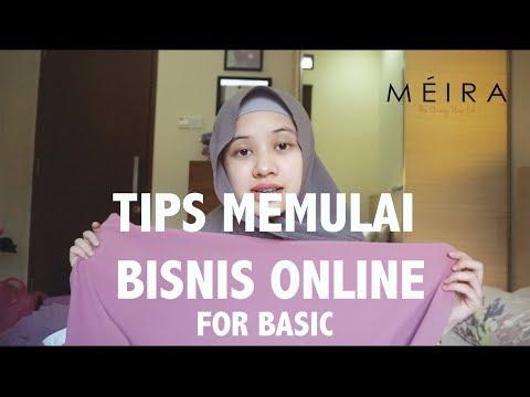 TIPS MEMULAI BISNIS ONLINE - SHARING BISNIS MEIRA
