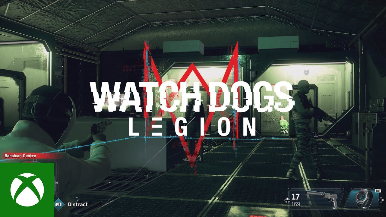 Xbox Launch Celebration – Watch Dogs: Legion