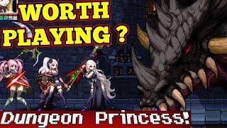 Dungeon Princess! : First Impressions screenshot 3