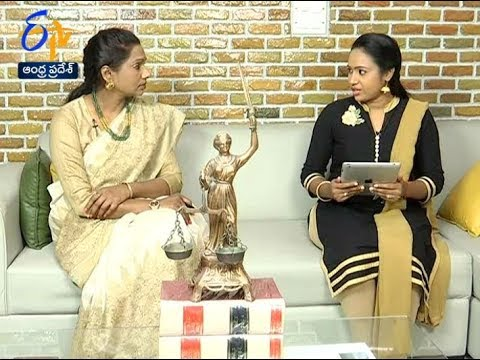 Property Distribution Law | Mee Sakhi Leagal | Sakhi | 27th December 2017 | ETV Andhra Pradesh