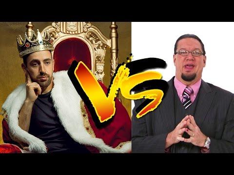 Maddox vs Penn & Teller: My take on their bullshit | Maddox