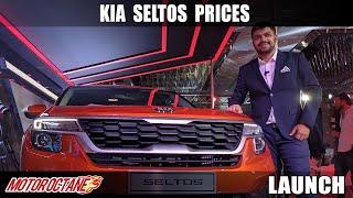 Kia Seltos Price, Warranty, Service - Can't Miss | Hindi | MotorOctane