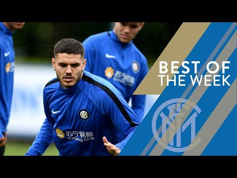 LAZIO-INTER | Weekly Training