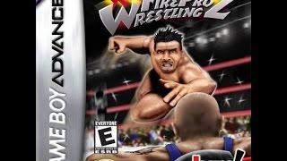 Fire Pro Wrestling 2 (Nintendo Game Boy Advance) - Battle Royal