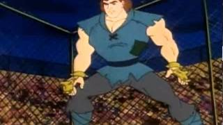 Double Dragon S01E05 River of Tears