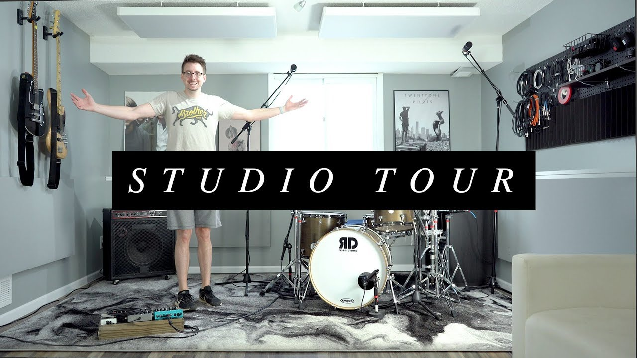 STUDIO TOUR & the future of Start Playing   vlog #128