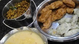 Vinayagar Chathurthi Recipes In Tamil   How To Cook All Recipes For Pooja In Tamil   Gowri Samayal
