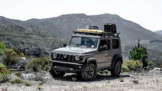 New Jimny Gets Wheels In The Air! (2019)