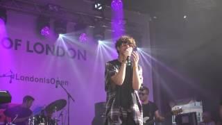 Video Harris J performing at the Mayor's Eid Festival 2017 download MP3, 3GP, MP4, WEBM, AVI, FLV Oktober 2017