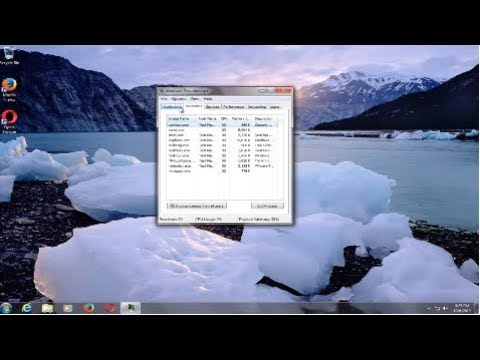 How To Open Task Manager In Windows 7