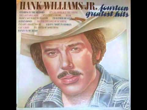 ELEVEN ROSES  HANK WILLIAMS JR