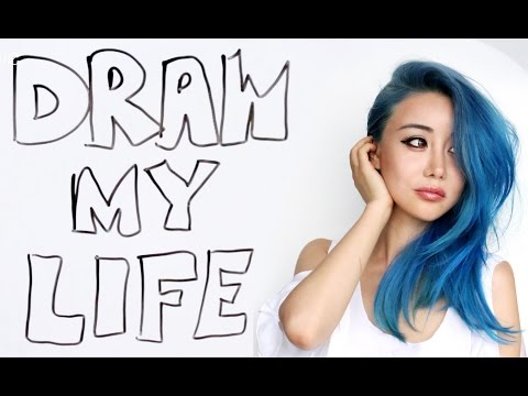 Thumbnail: Draw My Life ♥ Wengie