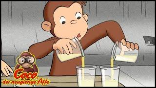 Coco der Neugierige 🐵117 Der Limonadenverkäufer 🐵 Ganze Folgen 🐵 Cartoons für Kinder🐵 Staffel 1