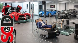 The £23m Supercar Showroom! Tom Hartley