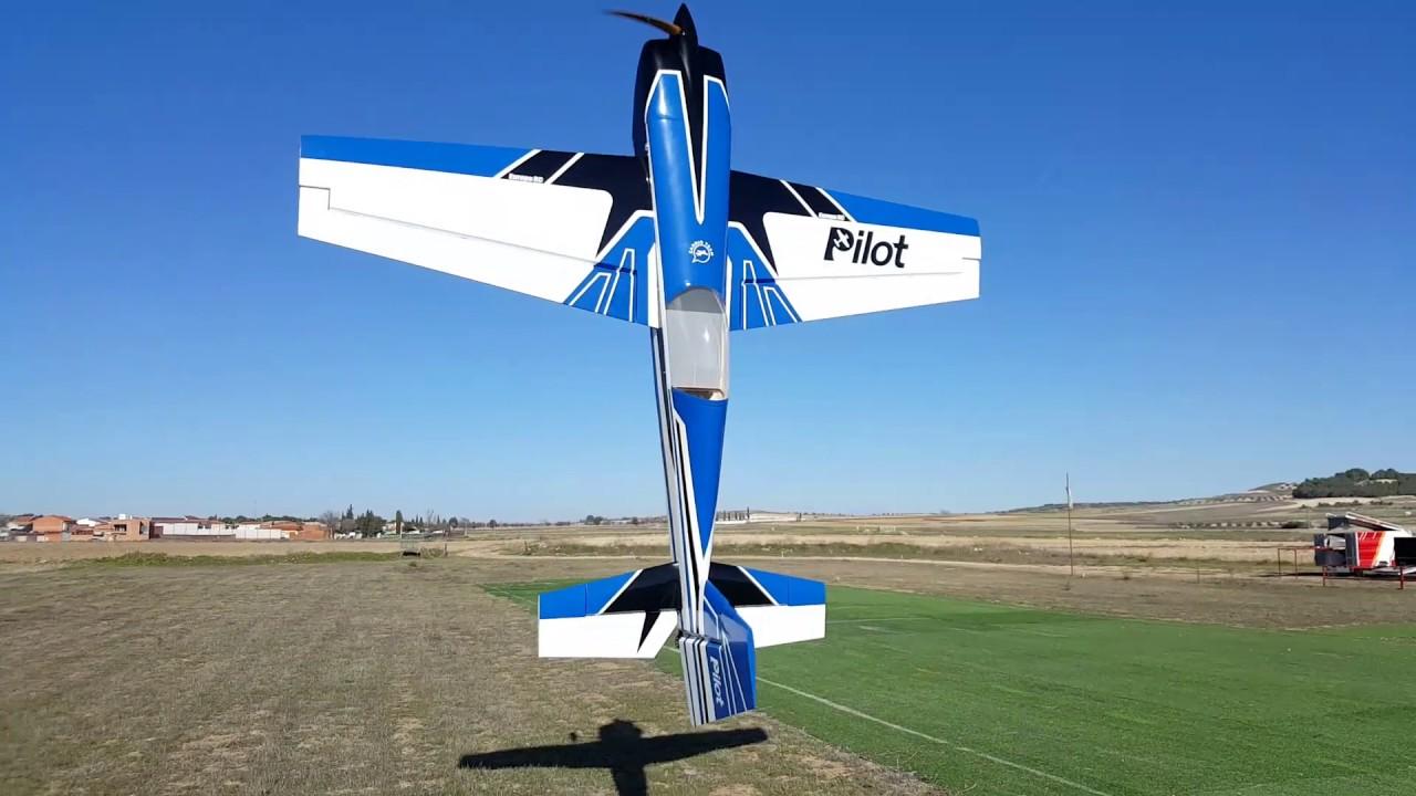 Vicente Ruano - Pilot Extra 330 SC 120cc